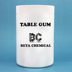 Table Gum BETA CHEMICAL
